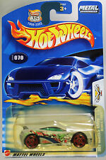 Hot Wheels 1:64 Scale 2002 HW Anime Series SEARED TUNER