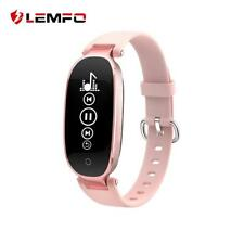 LEMFO S3 Women Bluetooth Waterproof Smart Watch Band Heart Rate For Android iOS