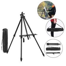 Folding Art Artist Telescopic Painting Easel Tripod Display Drawing Stand Y0H1