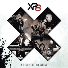 Xp8 x – a decade of Decadence CD DIGIPACK 2012
