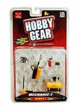 Hobby Gear 1/24 Scale Accessory Mechanic 2 - Jack Air Compressor Welder #16059