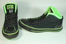 Converse 141394c CT All Star Statid Mid Shoes MENS Size 7 Black/Green