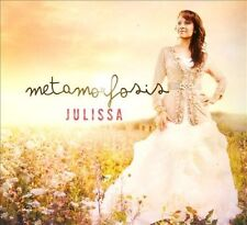 Metamorfosis CD Julissa Musica Cristiana NEW
