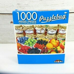 """Puzzlebug Cra-z-art 1000pcs Country Store Puzzle Jigsaw 22""""in x 14""""in *Sealed*"""
