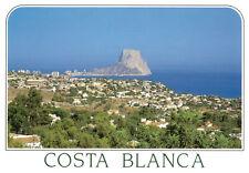 Costa Blanca, Alicante, Spain Rare Picture Postcard AR86