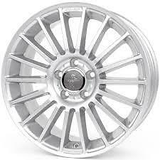 17INCH KESKIN KT15 WHEELS FOR AUDI VOLKSWAGEN