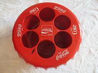 Coca Cola Flaschenkühler Konferenzboy von Alfi bottle für 6 Flaschen 70er Jahre