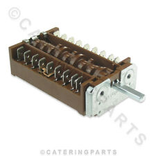 631652 VALENTINE ELECTRIC FRYER ROTARY SELECTOR SWITCH ON OFF MELT FRY 8 POLE