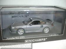 Minichamps : Porsche 911 GT2 2001 Grey 430060122
