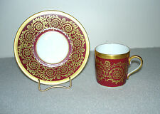 Rosenthal Selb Germany Demitasse Cup and Saucer