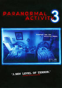Paranormal Activity 3 (DVD, 2012) -