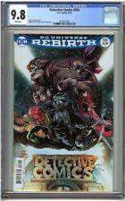 Detective Comics #934 CGC 9.8 1st Printing (08/2016)