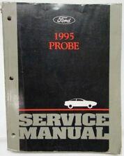 service \u0026 repair manuals for ford probe ebay1995 ford probe service shop repair manual