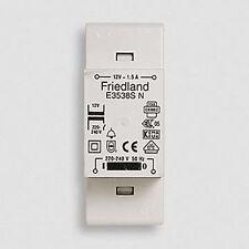 Friedland E3538S 1.5 amp Bell Transformer
