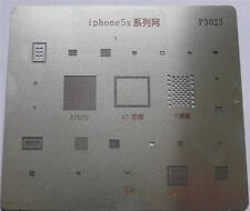 Iphone 5s Direct Heat BGA Stencil Template - Reball Chip IC - Repair