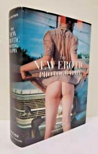 """THE NEW EROTIC PHOTOGRAPHY (8""""x6""""x2"""") ~592 pgs~DIAN HANSON ~TASCHEN ~ BRAND NEW~"""