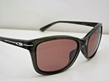 Authentic Oakley OO9232-16 Drop In Onyx Oo Grey Polarized Sunglasses $230