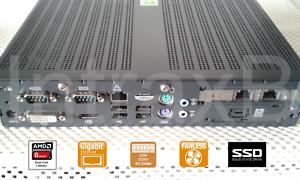 Fujitsu Thin Client pfSense Firewall 3x 1Gb Port 64Gb SSD 4Gb RAM 1.65Ghz Cpu