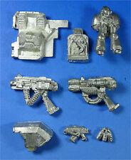 Citadel-Marines Espaciales-ataque Bike-piezas de metal (a) - Warhammer 40K