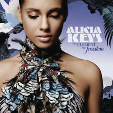 Alicia Keys : The Element of Freedom CD (2009) ***NEW*** FREE Shipping, Save £s