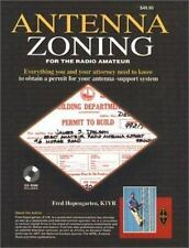 Antenna Zoning : For the Radio Amateur, Hopengarten, Fred, New Book