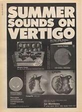 Magna Carta Ian Carr with Nucleus Catapilla LP advert Time Out cutting 1971