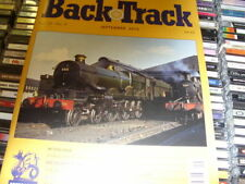 October Rail Back Track Transportation Magazines in English