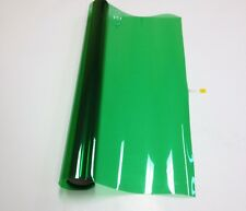 "SOLAR NON REFLECTIVE GREEN WINDOW FILM TINT 20"" X 10 FT F-9"