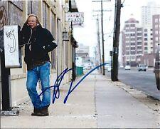 Mickey Rourke signed The Wrestler 8x10 photo - Sin City, Iron Man