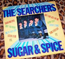 SEARCHERS ~ SUGAR AND SPICE. UK 1980 RE vinyl LP. M/M-.