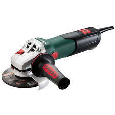 "Metabo 600388420 5"" 8.5 Amp Variable Speed Angle Grinder w/ Lock On Switch New"