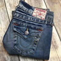 True Religion Jeans Joey Twisted Flare 26 x 31