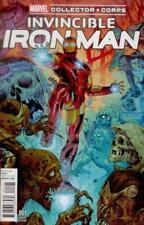 Invincible Iron Man #1 (Vol 2) Marvel Collector Corps Variant (Polybagged)