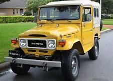 1982 Toyota Land Cruiser FJ40 COLOMBIA IMPORT - 34K MILES