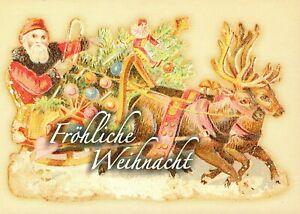 AK: Fröhliche Weihnacht (1)