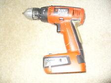 Black & Decker Firestorm Drill 14.4 Volt combo set