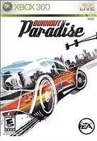 Burnout Paradise Xbox 360/Xbox One/Series X Kids Racing Game