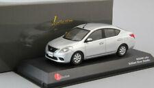 Nissan Latio / TIIDA - Brilliant Silver Metallic 1:43 J Collection  #JCP77001SL