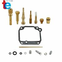 CARBURETOR Carb Rebuild Kit Repair LT 185 for Suzuki LT185 1984-1987 Quadrunner
