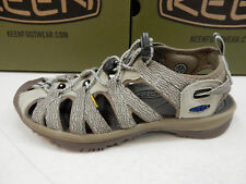 KEEN WOMENS SANDALS WHISPER AGATE GREY BLUE OPAL SIZE 9.5