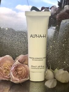 Alpha H Essential Hydration Cream 50ml With Rose Geranium New Packaging