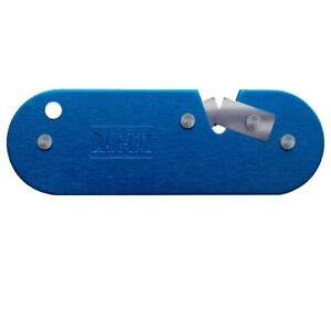 Blade Tech Classic Knife & Tool Sharpener in Blue with Pouch