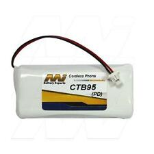 CORDLESS PHONE BATTERY CTB95 BANG & OLUFSEN BEOCOM 4 2HR-AAAU REPLACEMENT