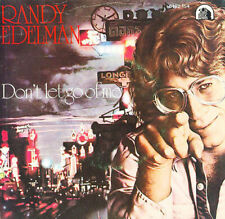 RANDY EDELMAN - Don't Let Go Of Me / All Along The Rhine - 1978 - rare - 45rpm