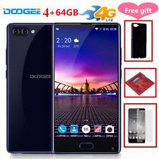 "DOOGEE MIX 5.5"" 64GB+4GB OCTA CORE 4G Smartphone Android7.0 3380mAh Helio P25 EU"