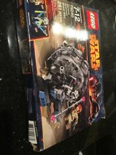LEGO Star Wars General Grievous Wheel Bike 75040 Obi Wan Kenobi NEW Dented Box