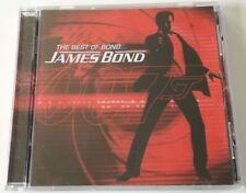JAMES BOND THE BEST OF COMPILATION SOUNDTRACK CD ALBUM SPED GRATIS SU + ACQUISTI