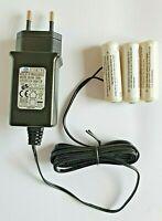 Batterie Ersatz Adapter Stecker für 3 AA Batterien für LED Lichterketten Kerzen