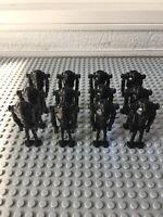 STAR WARS Lot Of 12 Super Battle Droids Clone Wars  FREE US SHIPPING