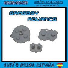 Botones Goma Contactos Game Boy Advance Repuesto GBA AGB-001